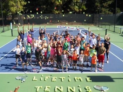 טניס: ספורט החיים